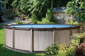 Aboveground Swimming Pool