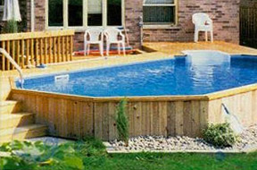 Onground Swimming Pool