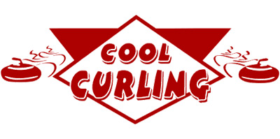Cool Curling Shuffleboards Logo