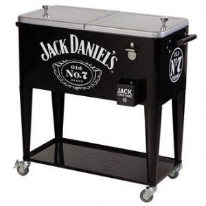Jack Daniel's Rolling Cooler