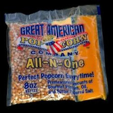 Theatre Style Popcorn Packs