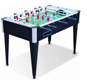 Black Roberto Sport College Foosball Table