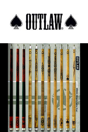 Outlaw Billiard Cues