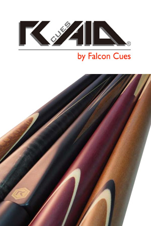Raid by Falcon Cues Billiard Cues