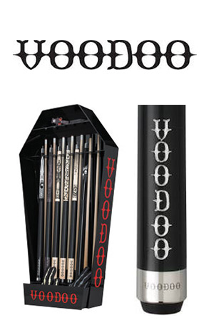 Voodoo Billiard Cues
