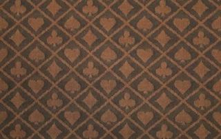 Brown Chocolate Two Tone Poker Table Speed Cloth (19125)