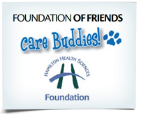Foundation of Friends, Care Buddies and Hamilton Health Sciences Foundation