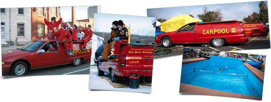 McMaster Engineering Custom Vehicle Team