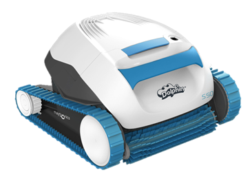 Dolphin S50 Robotic Cleaner for Aboveground Swimming Pools