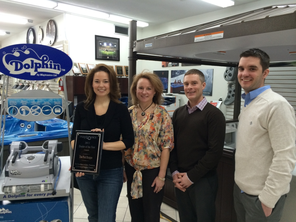 Maytronics Dealer of the Year