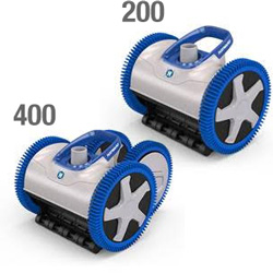 AquaNaut 200 & AquaNaut 400 Suction Pool Cleaners