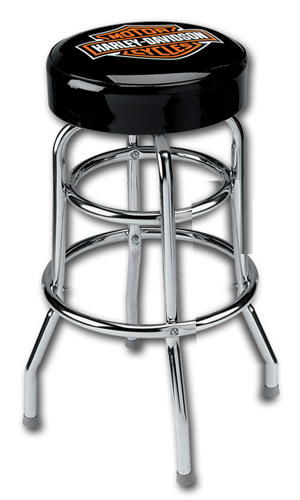 Harley Davidson 174 Products Backless Pub Stool The Pool