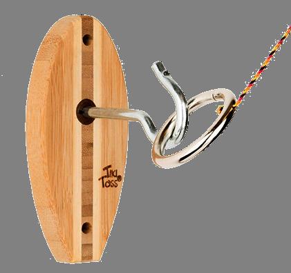 Surfboard Tiki Toss