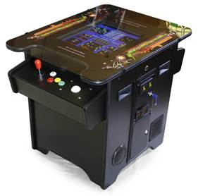 Games Room Cocktail Multicade Arcade Game