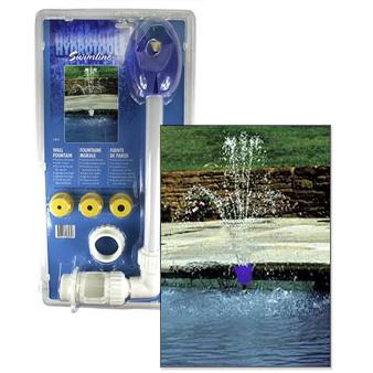 Pool Wall Fountain