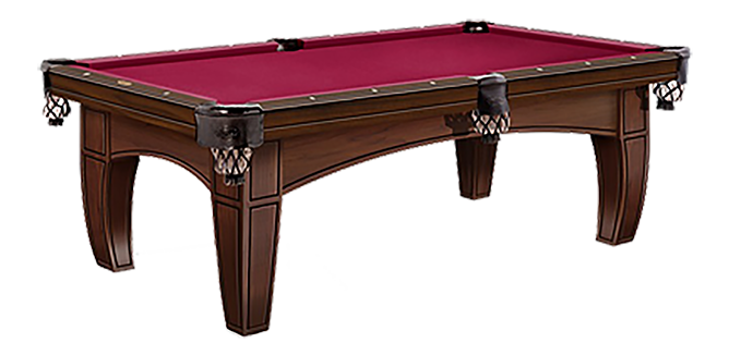 Signature Series: St. Louis Pool Table