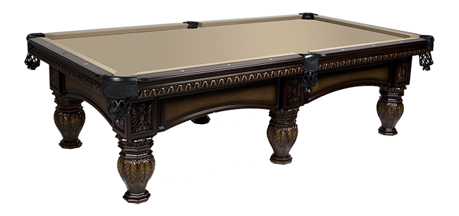 Signature Series: Venetian Pool Table