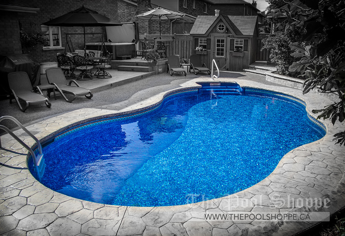Inground Pool Liners In Hamilton Ontario The Pool Shoppe