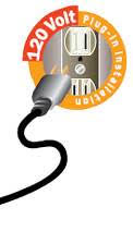Plug-in 120 Volt