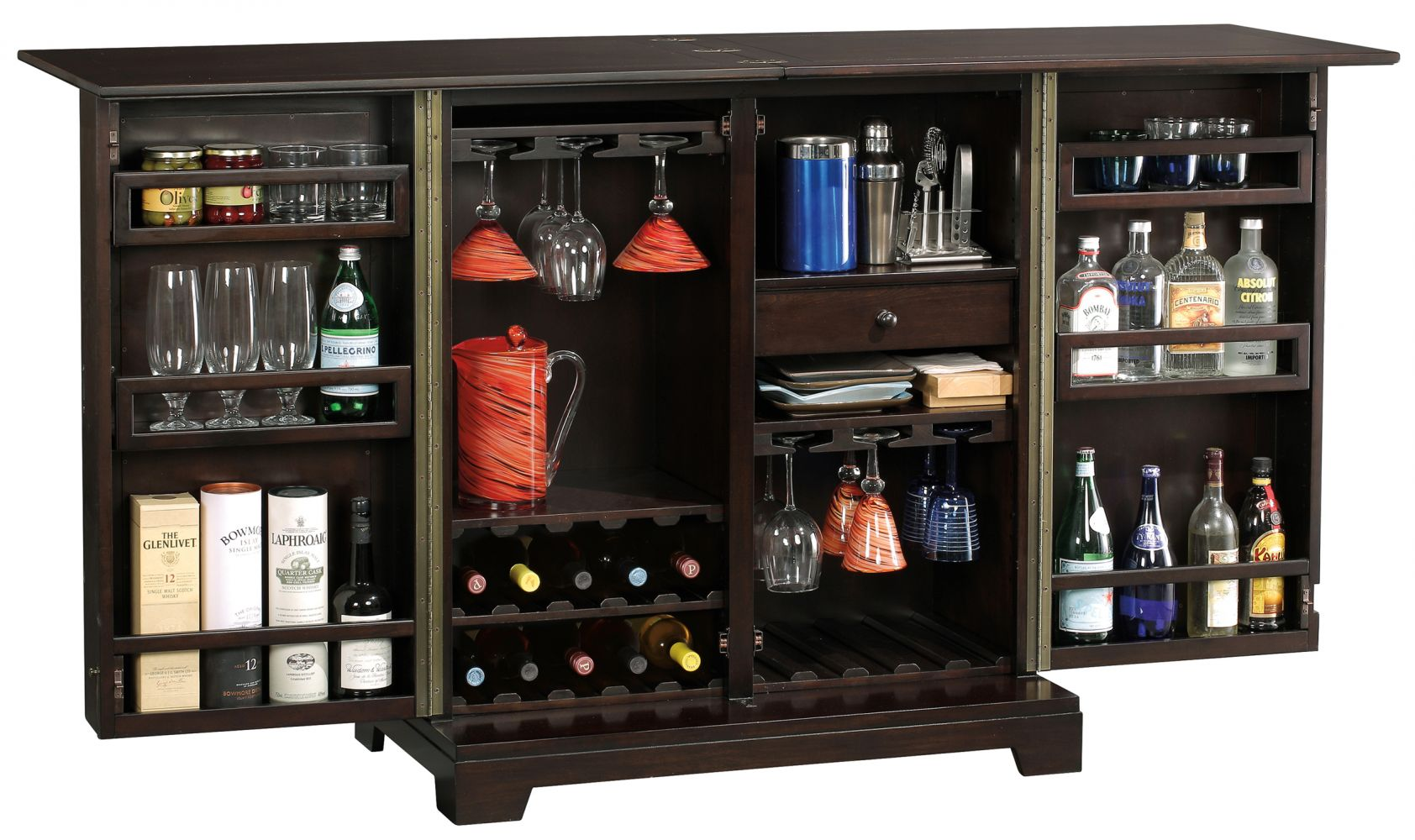 bar furniture barolo wine and bar console the pool shoppe