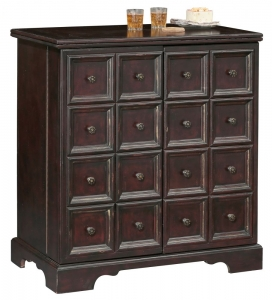 Brunello Wine and Bar Cabinet