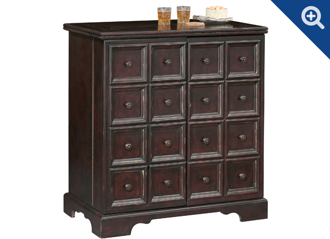 cabinet howard bar furniture hide miller cabinets cupboard valley roguevalley rogue a wine