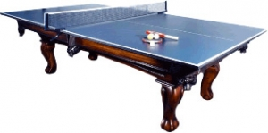 Table Tennis Conversion Tops for Billiard Tables