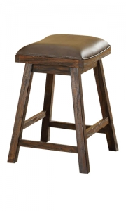 Lexington Saddle Stool
