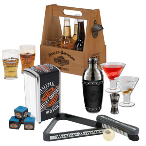 Harley Licensed Products for Your Home
