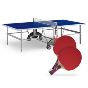 Table Tennis Tables and Accessories