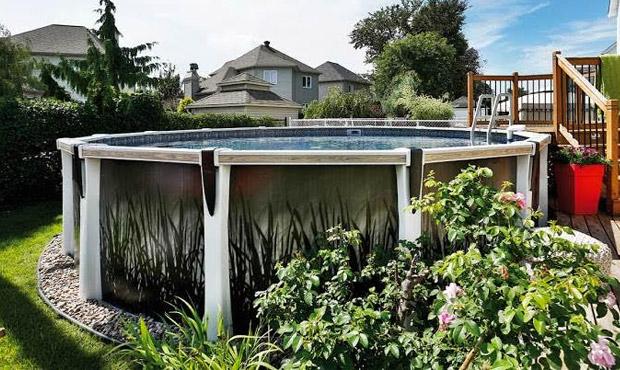 Trévi Inovo Aboveground Swimming Pool