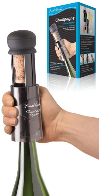 Champagne Bottle Opener