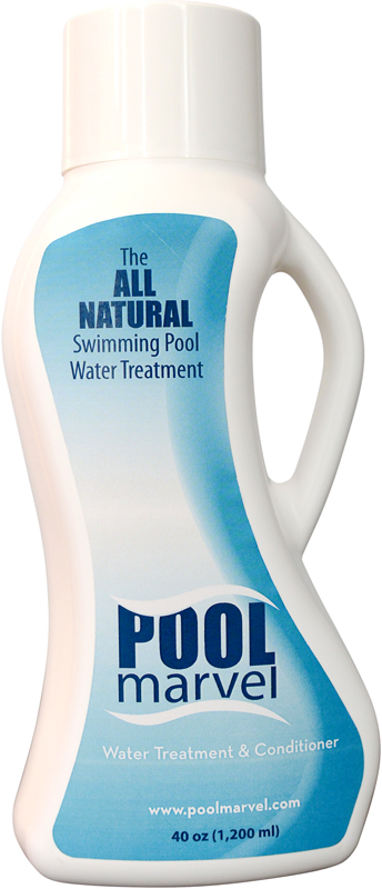 Pool Marvel All Natural Swimming Pool Water Treatment