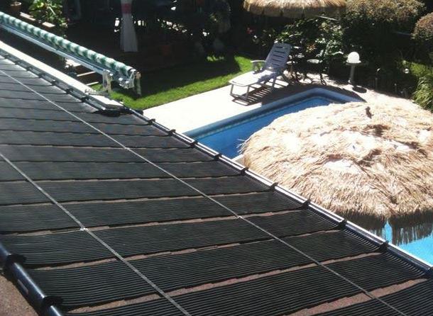 Enersol Solar Panel Installation