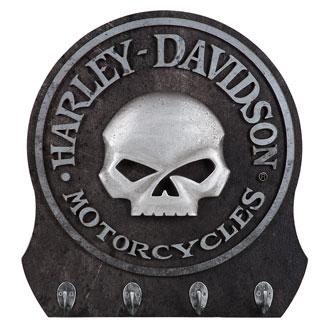 H-D® Skull Key Rack