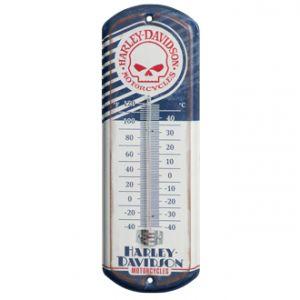 H-D® Skull Mini Thermometer
