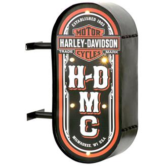 HDMC Marquee Pub Sign