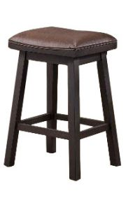Bar / Counter Saddle Stool