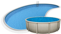 Aboveground and Inground Swimming Pools