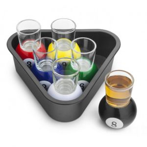 Pool Shots - Billiards Shooter Glasses