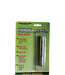 Aluminum Chalk Keeper
