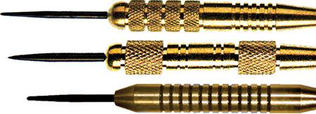 British Darts Thunderbird Brass Steel Tip Darts