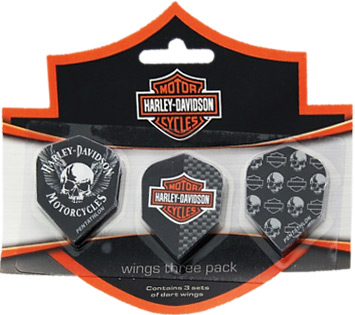 Harley Davidson Dart Flights