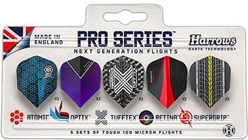 Pro Series Next Generation Dart Flights