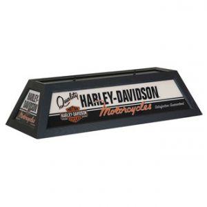 Harley-Davidson® Quality Motorcycles Billiard Light