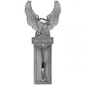 H-D® Eagle Bar & Shield Coat Hook