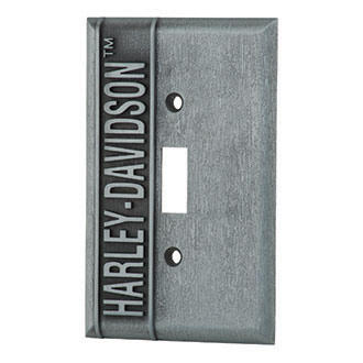 Harley-Davidson™ Single Switch Plate