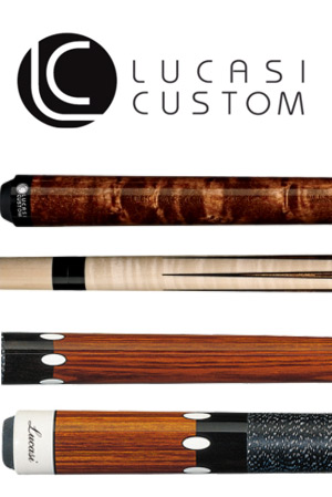 Lucasi Custom Billiard Cues