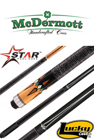 McDermott Billiard Cues