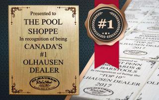 Canada's #1 Olhausen Dealer 2017